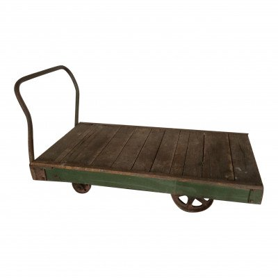 Green Factory Cart picture 1