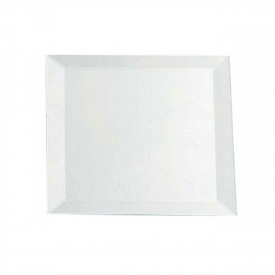 """5"""" Beveled Mirror Tray-Coaster picture 1"""