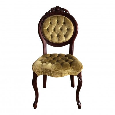 Sherlock Tufted Dining Chair picture 1
