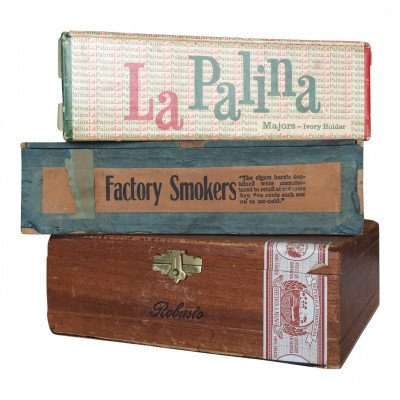 Cigar Box - Assorted picture 1