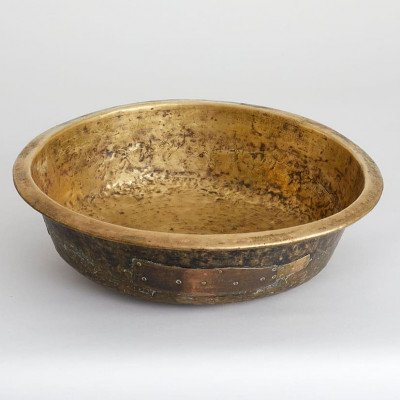L Brass Bowl picture 1