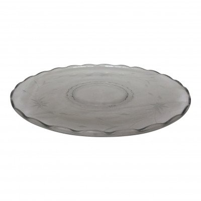 7-Up Clear Platter picture 1