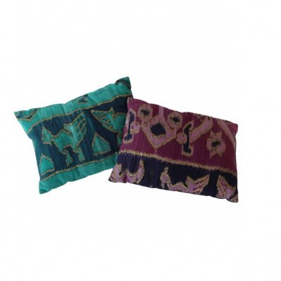 Pair of Hippie Pillows picture 1
