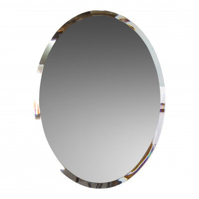Farrah Oval Mirror - S picture 1