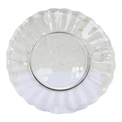 Club Soda Clear Platter picture 1