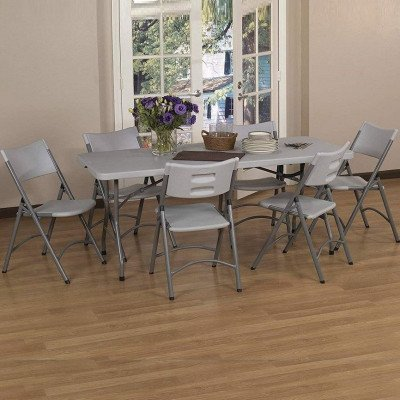 multipurpose rectangle table picture 1