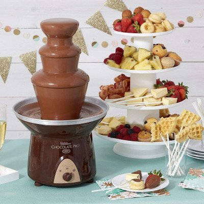 Chocolate Fountain picture 5