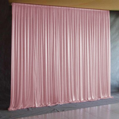 12'L Lycra Drape Panel - Baby Pink picture 1