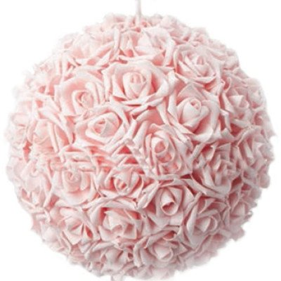 """Pomander Ball 10"""" - Pink picture 1"""