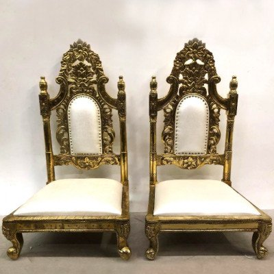 Vedi Chairs Pair picture 1