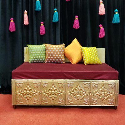 Traditional Seating with Cushions picture 1