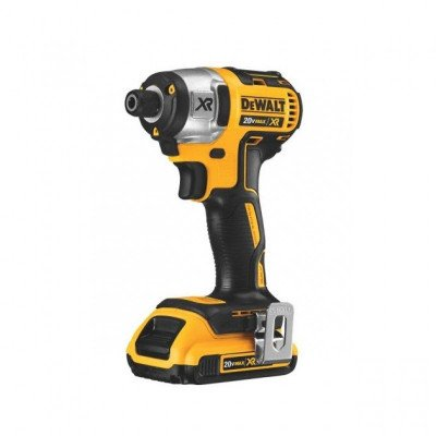 brushless cordless impact driver picture 2