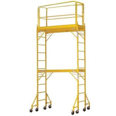 2-story rolling scaffold tower picture 1