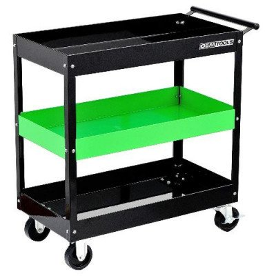 3-shelf utility cart picture 1