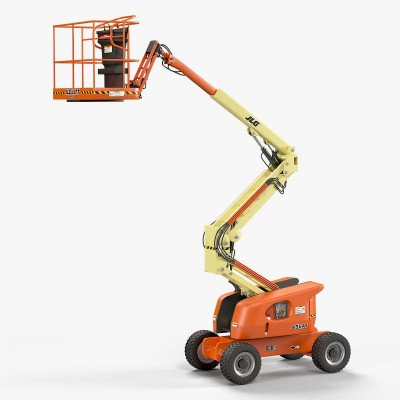 Articulating Boom Lift - 15 ft picture 1