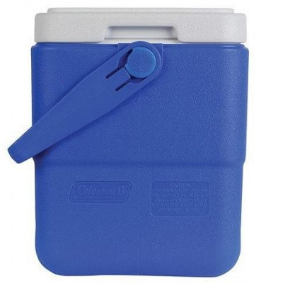 28-quart cooler with bail handle picture 2