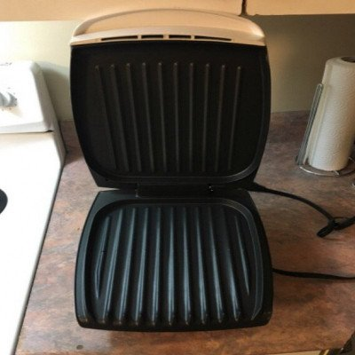 george foreman grill-1