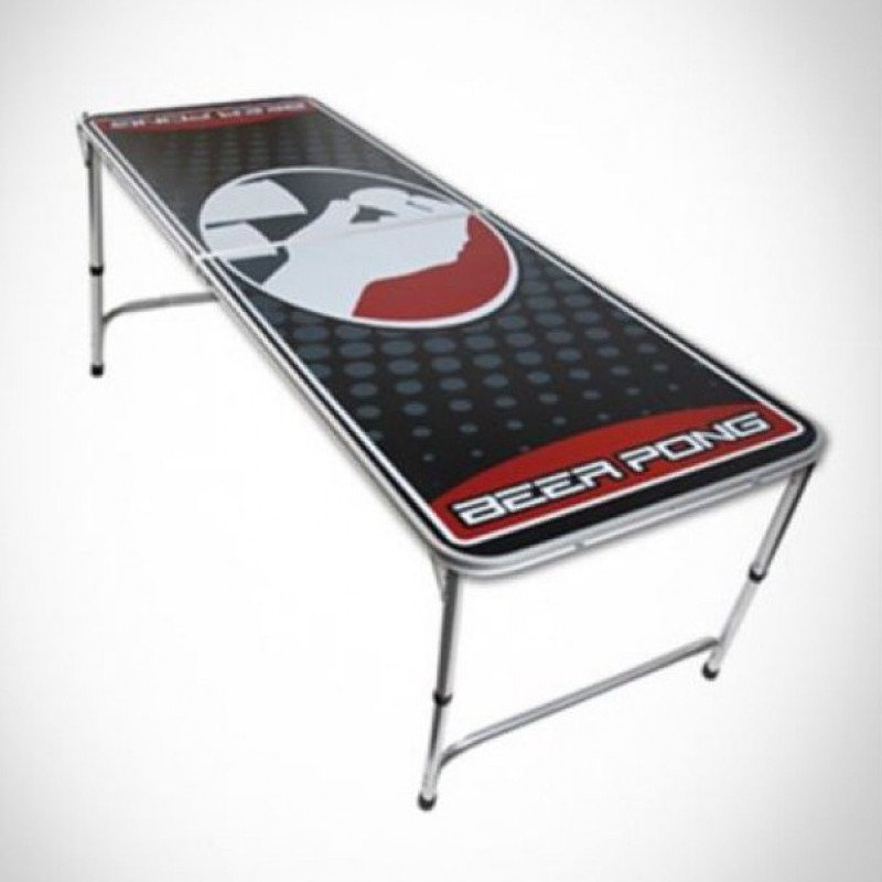 6.5 ft beer pong table