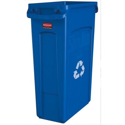 Slim Jim Recycling Container picture 1