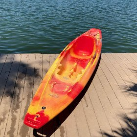 Riviera Single Kayak
