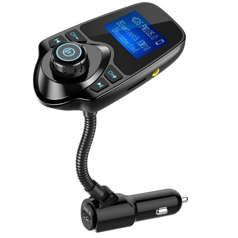 Bluetooth Car FM Transmitter Audio Adapter picture 2