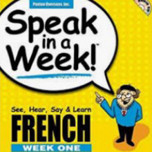 Speak French in a week