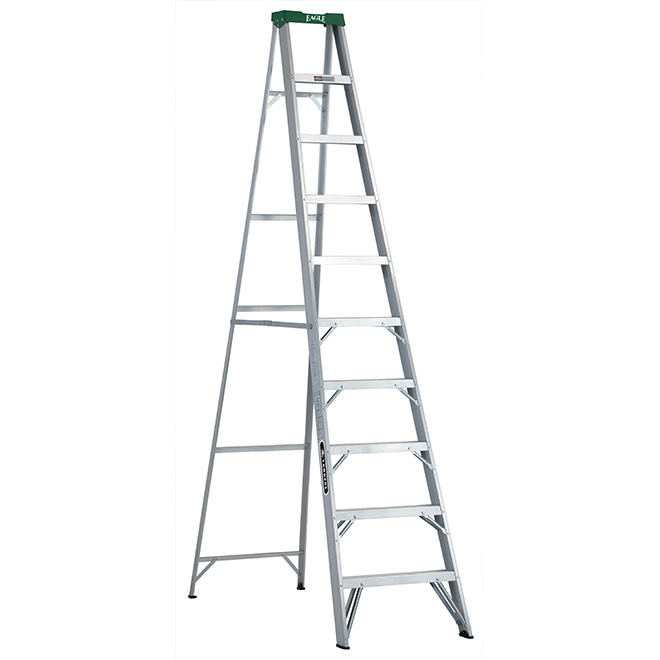 ladder - eagle pro - 10ft
