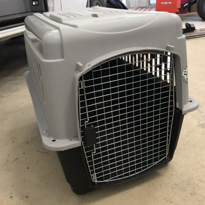 "dog crate - 36"" large-3"