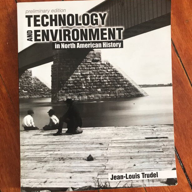 technology and environment in north american history textbook