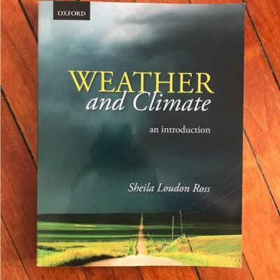 Weather and climate an introduction textbook picture 1