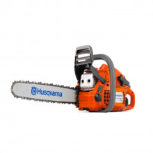 "Husqvarna 445 x-torque 18"" bar chainsaw"