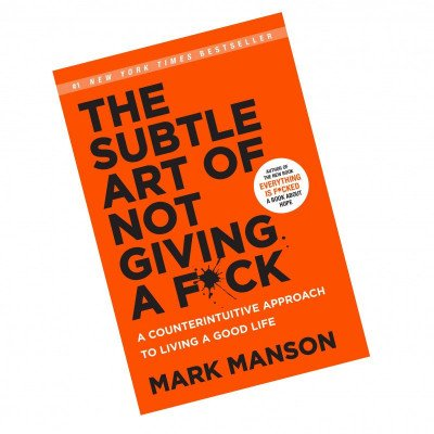 the stuble art of not giving a f*uck by mark manson picture 1