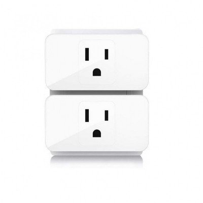 wifi smart plug socket - mini picture 1