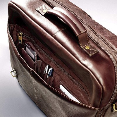Columbian Leather flapover case picture 1