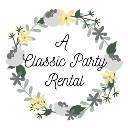 A Classic Party Rental