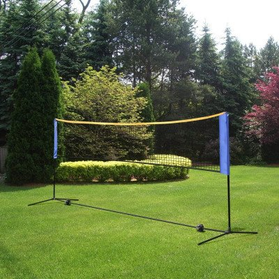 portable badminton net picture 1