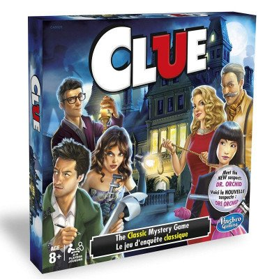 clue board game picture 1