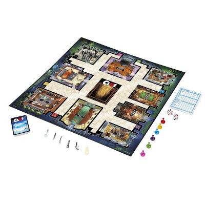 clue board game picture 2