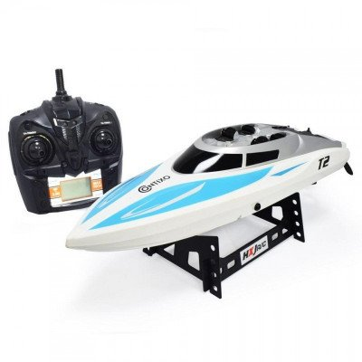 racing boat speedboat ship toy picture 1