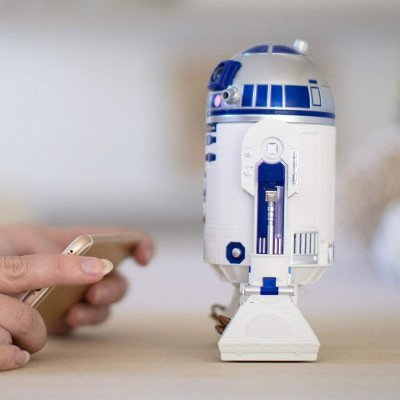 r2-d2 app-enabled droid kids toy picture 2
