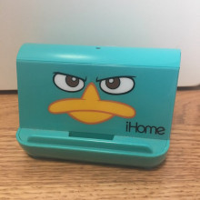 Perry the platypus speaker