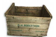 Unique Rustic Wooden Crate