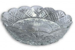 Crystal Serving Bowl