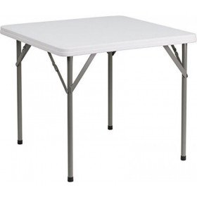 3ft folding table in grey