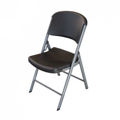 foldable chairs dark brown