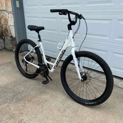 specialized roll low entry 27 speed cruiser