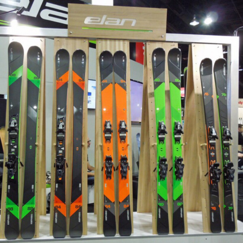 Adult- Alpine Ski Package - 140cm-170cm