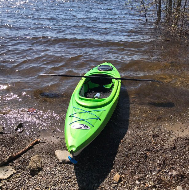 10 foot recreation kayak