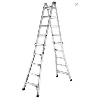 mastercraft 21' ladder, scaffold-1