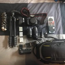 Canon t4i bundle